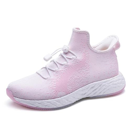 Outdoor Athletic Jogging Breathable Mesh Light Sneakers for Men & Women - SolaceConnect.com