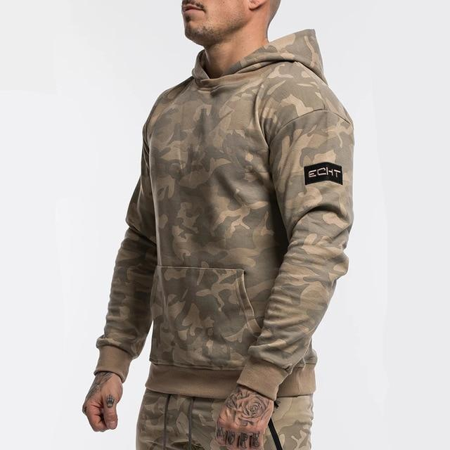 Camo Sweatpants Joggers Skinny Pants Men Women Casual Trousers Male Female Fitness Bodybuilding - SolaceConnect.com