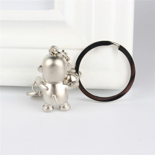 Device Monkey Peach Pendant Charm Purse Bag Keyring Key Chain Accessories Wedding Party Lover Friend - SolaceConnect.com