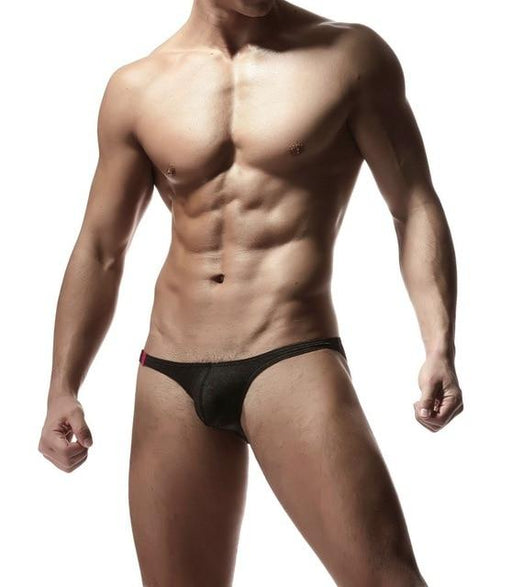 Sexy Temptation Men's Cotton Low Waist Briefs Penis Bikini Pouch Underwear - SolaceConnect.com