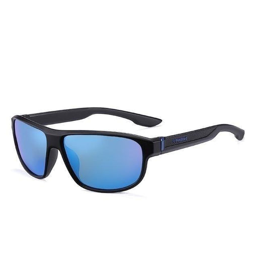 Polarized Square Frame Driving Fishing Fashion Sunglasses for Men & Women - SolaceConnect.com