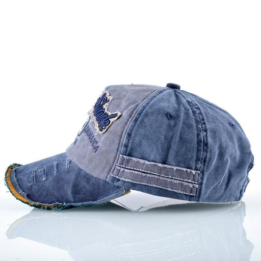 Casual Letter Print Hip Hop Snapback Baseball Cap for Men & Women - SolaceConnect.com