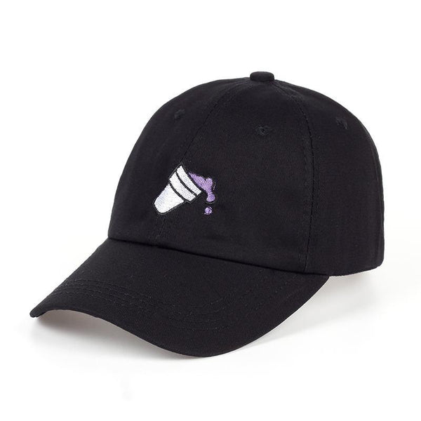 Unisex Casual Coke Cup Embroidery Fashion Outdoor Golf Baseball Cap - SolaceConnect.com