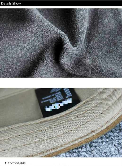 Military Army Gorras Planas Men's Flat Caps and Hats for Winters - SolaceConnect.com