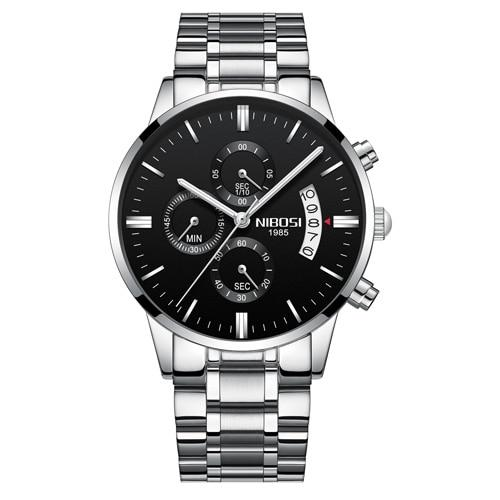 Mens Watches Luxury Top Brand Gold Watch Men Relogio Masculino Automatic Date Watch Quartz - SolaceConnect.com