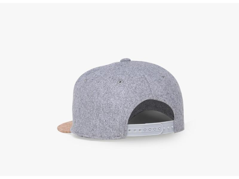 Unisex Simple Fashion Winter Autumn Classic Cork Snapback Baseball Cap - SolaceConnect.com