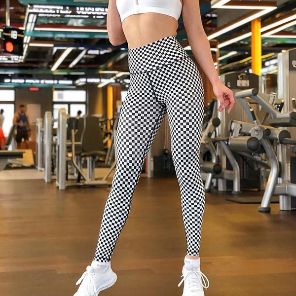 Workout Fashion Women Fitness Leggings Ladies Fitness Elastic Skinny Force Polyester Sporting - SolaceConnect.com