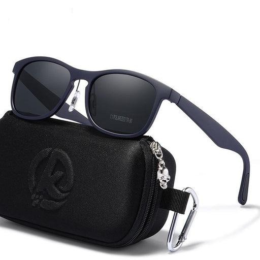 Sports Goggles Oversized Men Women Polarized Sunglasses Ultra Light TR90 Sun Glasses For Driving - SolaceConnect.com