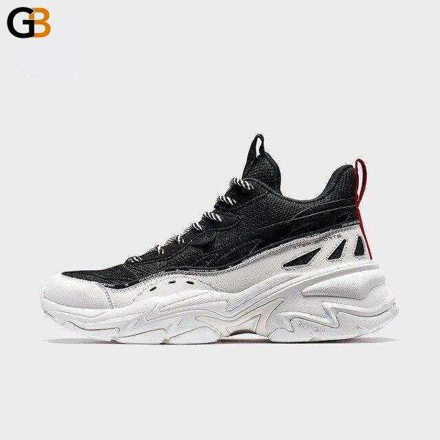 Winter Men's Breathable Casual Waterproof Chunky Sneakers Tennis Shoes - SolaceConnect.com