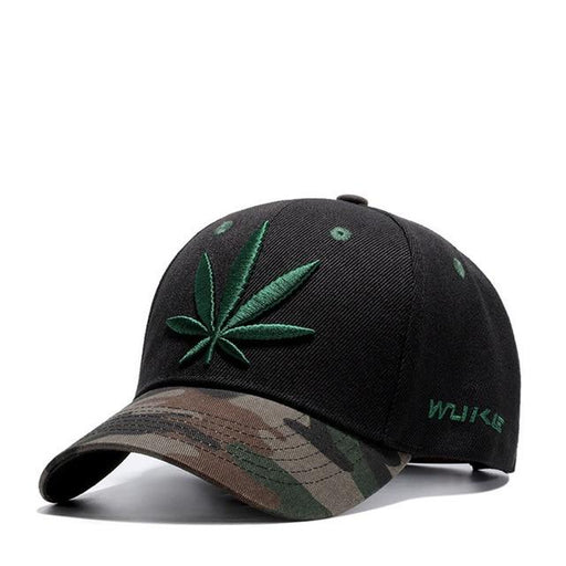 Summer Hip Hop Embroidery Snapback Baseball Cap for Men & Women - SolaceConnect.com