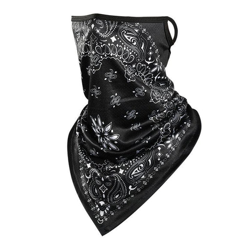 Unisex Fiber Printing Outdoor Riding Ear Headscarf Against Cold Feeling - SolaceConnect.com