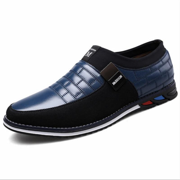 Big Size Men's Hombre Solid Fashions Casual Mesh Shoes Sneakers Zapatillas - SolaceConnect.com