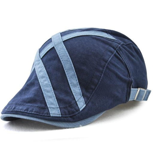 Casual Cotton British Gentleman Golf Hats Duckbill Hats for Men & Women - SolaceConnect.com