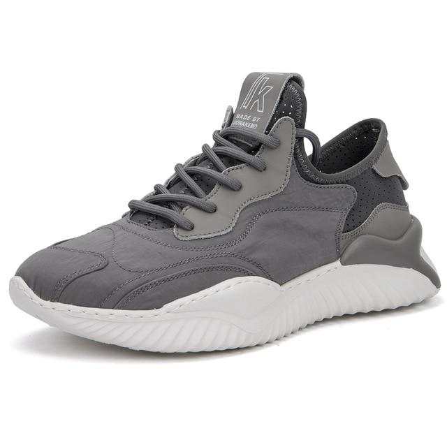 Multicolor Fashion Men's Breathable Mesh Gym Jogging Sneakers Running Shoes - SolaceConnect.com