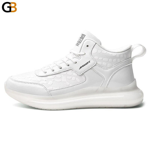 High Elasticity Fashion Men Women Chunky Sneakers Winter Comfortable Unisex Male Female Casual Shoes - SolaceConnect.com