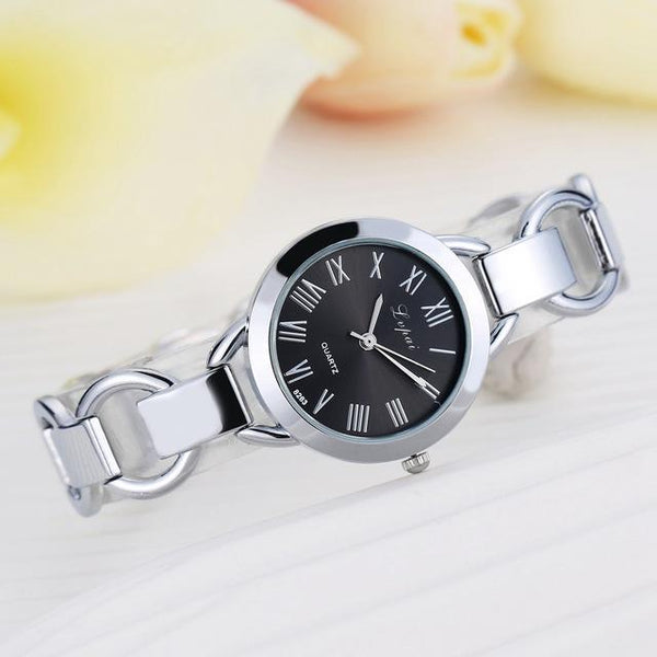 Nice Beautiful Luxury Bracelet Wrist Watch for Fashion Women - SolaceConnect.com