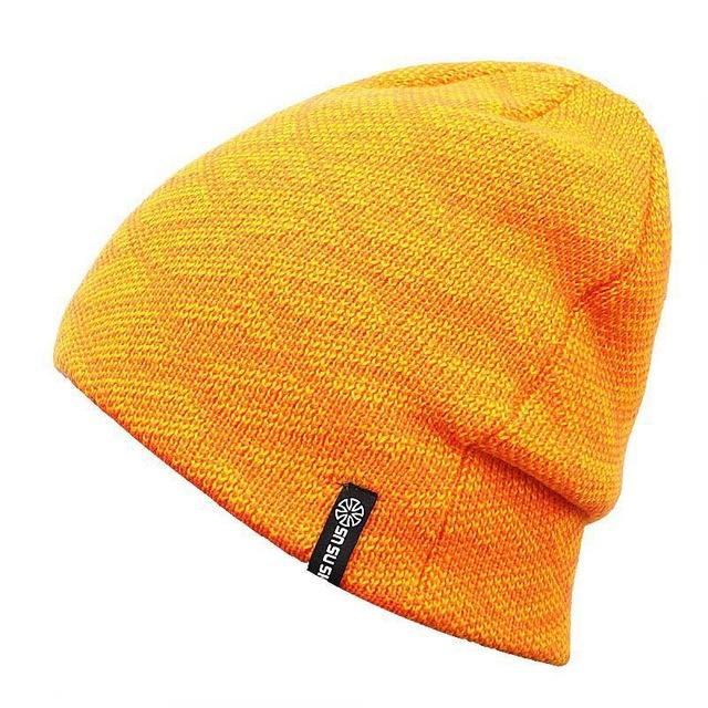 Knitted Winter Skullies and Beanies Outdoor Unisex Sport Hats - SolaceConnect.com