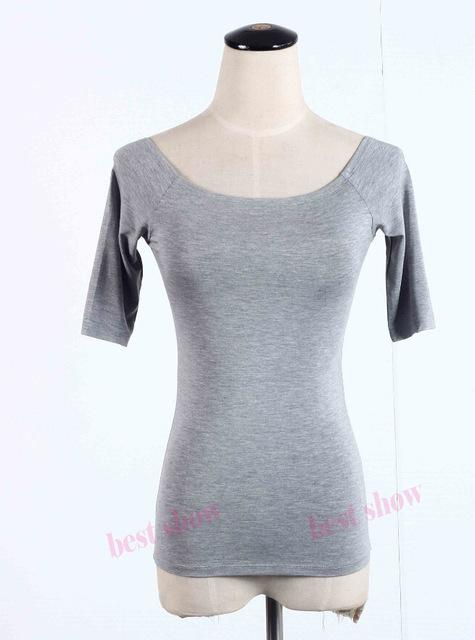 Summer Fashion Sexy Off The Shoulder Casual Cotton Tops for Women - SolaceConnect.com