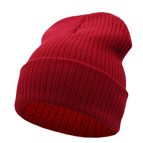 Blank Casual Wool Winter Knitted Beanies Hats Caps for Men and Women - SolaceConnect.com