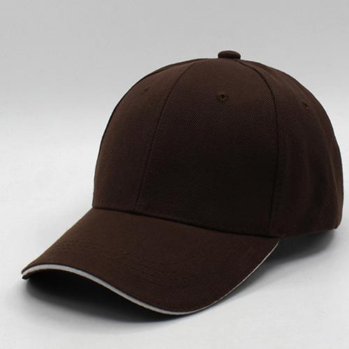 Fashion Unisex Solid Plain Blank Bone Snapback Baseball Cap Casquette - SolaceConnect.com