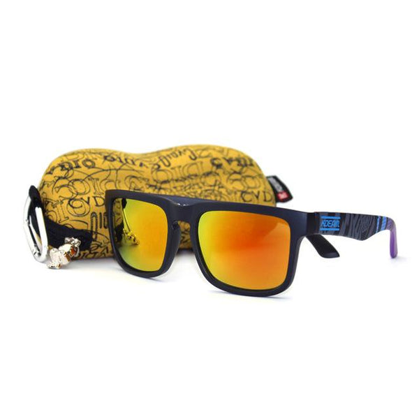 Unisex Designer Sports Sunglass with Polarized Anti-Reflective UV400 Lens - SolaceConnect.com
