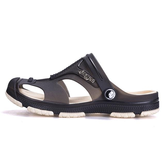 Mens Flip Flops Sandals Rubber Casual Men Shoes Summer Fashion Beach Flip Flop Slippers Sapatos - SolaceConnect.com