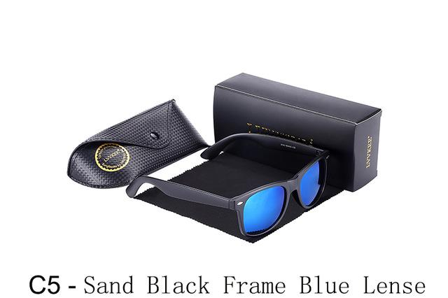 Classic Vintage UV400 Rays Driving Polarized Sunglasses for Men & Women - SolaceConnect.com