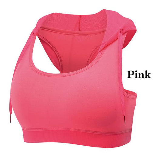 Women's Padded Yoga Sports Bra Tank Top Sportswear for Gym & Running - SolaceConnect.com
