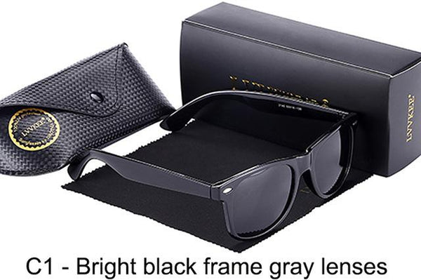 High Quality Vintage Fashion Classic Polarized Unisex Driving Sunglasses - SolaceConnect.com