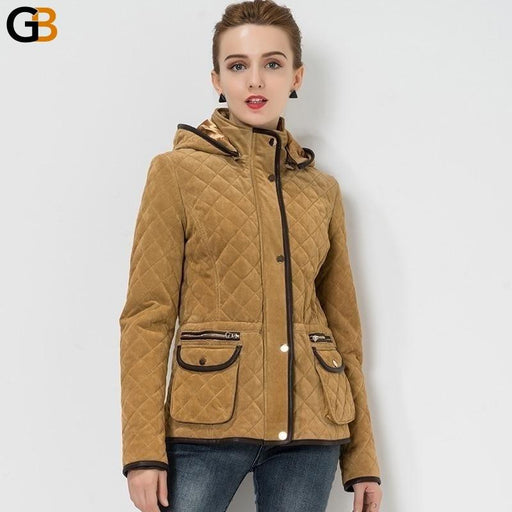 S-4XL Autumn Winter Women's Pigskin detachable Hooded real leather jacket casual coat women - SolaceConnect.com