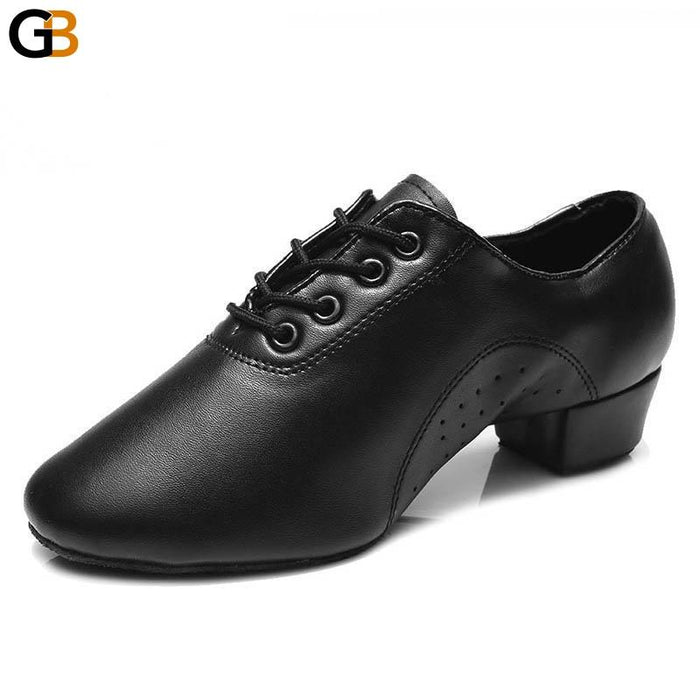Men's Arrival Modern Ballroom Latin Tango Dance Shoes Free Shipping - SolaceConnect.com