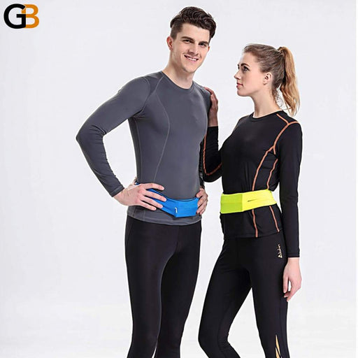 Unisex Professional Sports Waist Bag for Mobile Phone while Running - SolaceConnect.com