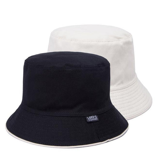 Plain Solid 100% Cotton Reversible Can Wear Two Sides Bucket Hats - SolaceConnect.com