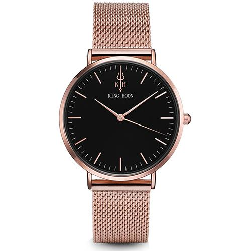 Women's Luxury Casual Fashion Quartz Watch in Rose Gold Color - SolaceConnect.com