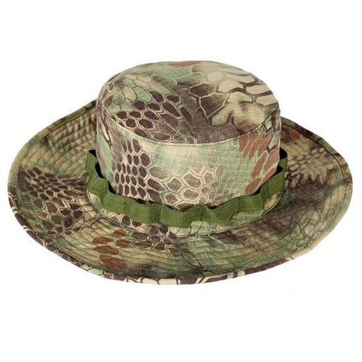 Airsoft Sniper Camouflage Nude Tactical Boonie Bucket Hats for Summer - SolaceConnect.com