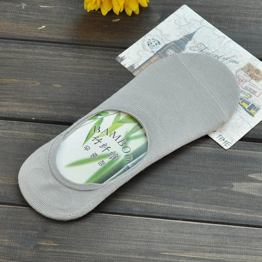 3Pair Invisible Short Thin Ankle Boat Socks with Shallow Mouth for Men - SolaceConnect.com