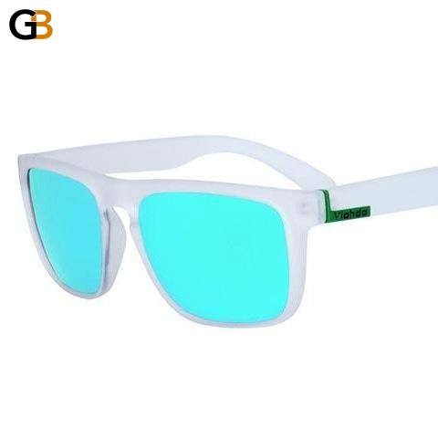 Popular Masculino Mirror Anti-Reflective Sunglasses for Sports and Fishing - SolaceConnect.com