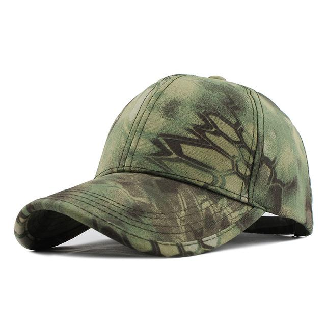 f077318f843 ... Men s Snapback Camouflage Tactical Hat Army Tactical Baseball Cap Head Camouflage  Caps Sun ...