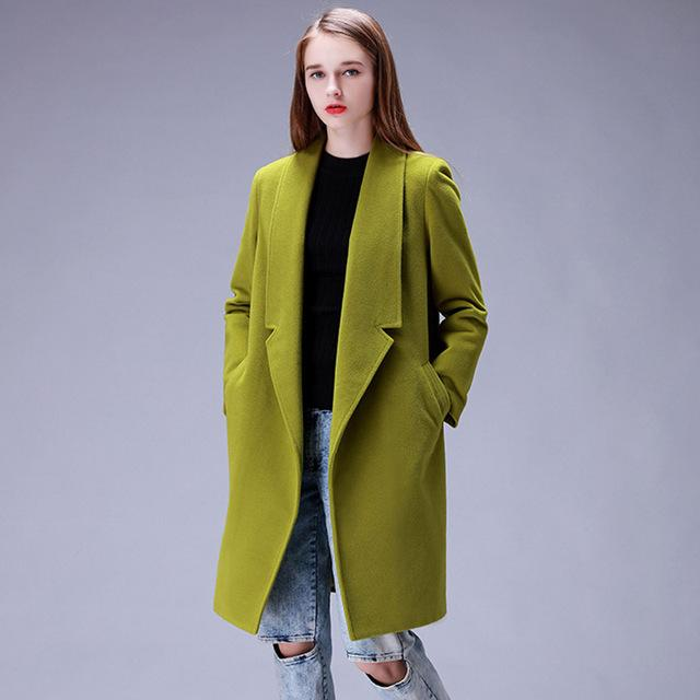 Long Coat Design | Yuoomuoo Brand Design Winter Coat Women Warm Cotton Padded Wool Coat