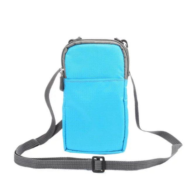 Universal Sports Climbing Portable Wallet Bag for iPhone 6 7 Plus - SolaceConnect.com