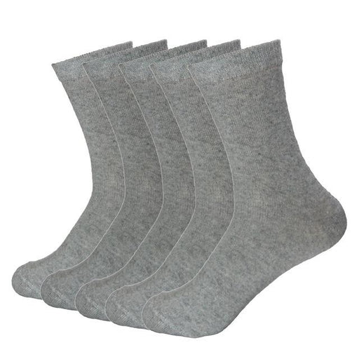 Men's Spring Autumn Winter Warm Deodorant Breathable Soft Wool Socks - SolaceConnect.com