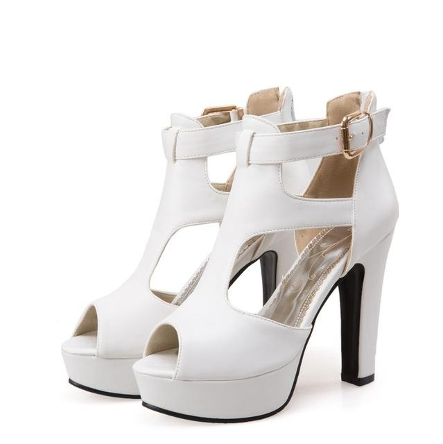 Gladiator Big Size Women's 48 49 50 Party and Wedding Sandal Shoes - SolaceConnect.com