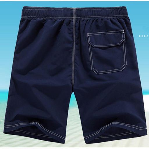 M-5XL Men Shorts Beach Board Shorts Men Quick Drying Summer Clothing Boardshorts Sandy Beach - SolaceConnect.com