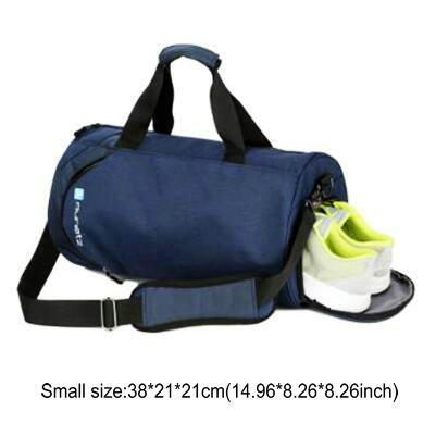 Nylon Waterproof Super Light Sports Bag for Fitness Men and Women - SolaceConnect.com