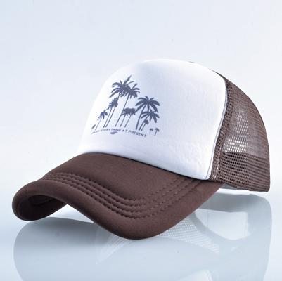 Summer Outdoor Sports Snapback Mesh Baseball Trucker Cap for Boys Girls - SolaceConnect.com