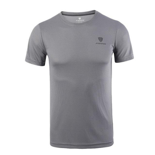Men's Sports Fitness Jersey Fit Running Quick Dry Gym T-Shirts - SolaceConnect.com