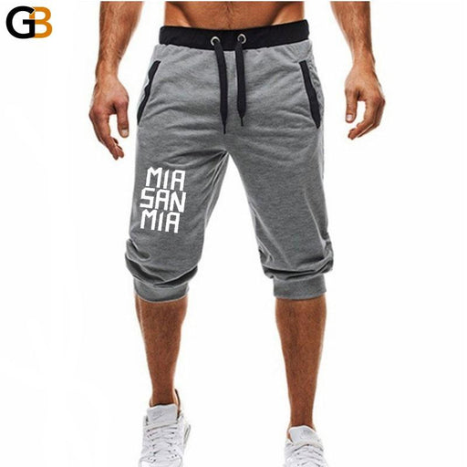 Men's High-Quality Large Size Brand Cotton Casual Summer Shorts - SolaceConnect.com
