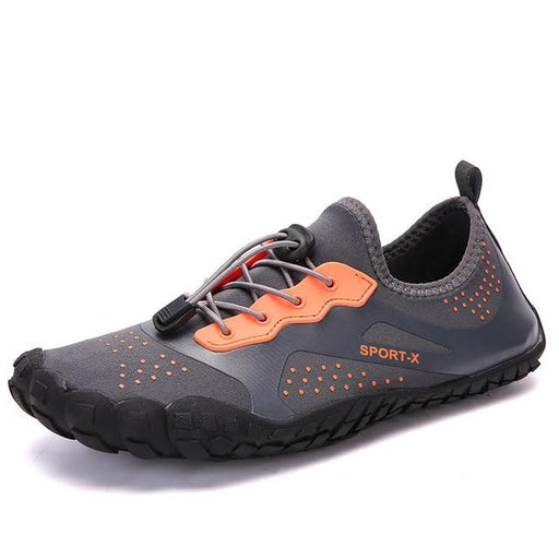 Five-finger swimming shoes cross-country skid outdoor hiking shoes breathable adult beach shoes - SolaceConnect.com