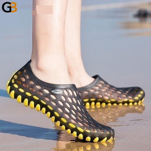Unisex Summer Outdoor Garden Walking Beach Water Slippers Sneakers Shoes - SolaceConnect.com