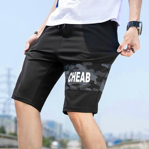 Men's Casual Military Style Summer Beach Fashion Camouflage Shorts - SolaceConnect.com